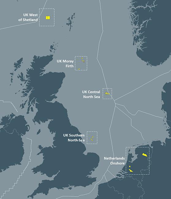 Parkmead Group Asset Map